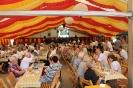 Volksfest 2015 Frühstück